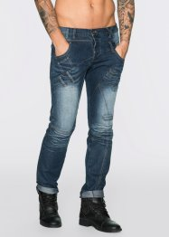 Jeans Regular Fit Straight, RAINBOW, darkblue stone used