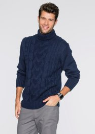 Rollkragenpullover, Slim Fit, bpc bonprix collection
