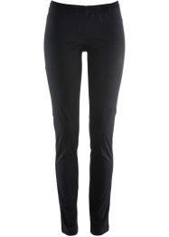 Stretch Treggings, bpc bonprix collection, schwarz