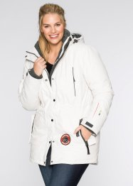 3in1-Funktions-Outdoorjacke, bpc bonprix collection, anthrazit