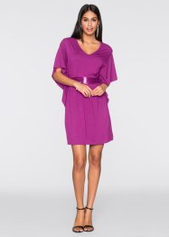 Kleid mit Pailletten-Applikation, BODYFLIRT, pfingstrose