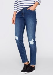 Jeans - designt von Maite Kelly, bpc bonprix collection, blue stone used