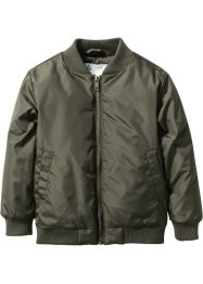 Blouson, bpc bonprix collection, dunkeloliv