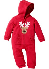 Baby Sweat Overall Weihnachten Bio-Baumwolle, bpc bonprix collection