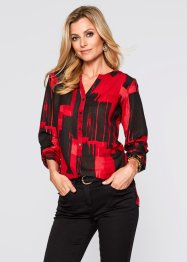 Longbluse mit Druck, bpc selection
