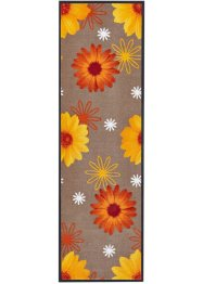 Fußmatte mit Blumenmotiv, bpc living bonprix collection