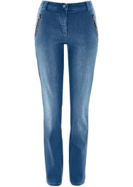Jeans mit Schlank-Effekt, bpc bonprix collection, blue stone used