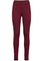 Stretch-Treggings, RAINBOW, bordeaux