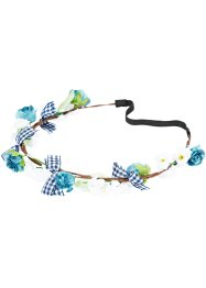 "Haarband ""Oktoberfest"", bpc bonprix collection, blau"