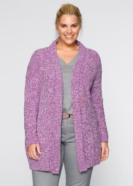 Bouclé-Strick-Jacke, bpc bonprix collection