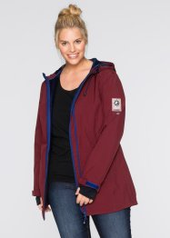 Funktions-Softshell-Jacke, bpc bonprix collection, ahornrot