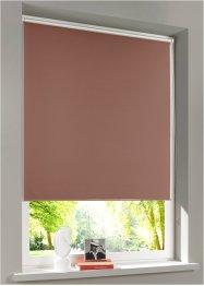 braune rollos plissees verbl ffend g nstig shoppen. Black Bedroom Furniture Sets. Home Design Ideas