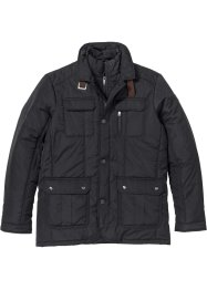 Winterjacke Regular Fit, bpc selection, schwarz