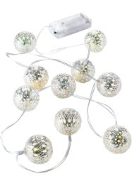 "LED-Lichterkette ""Ornamente"", bpc living"