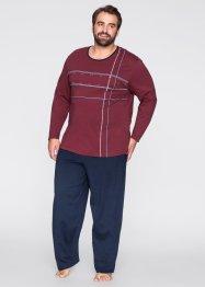 pyjamas f r herren in gro en gr en bonprix. Black Bedroom Furniture Sets. Home Design Ideas