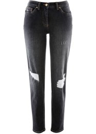 Jeans - designt von Maite Kelly, bpc bonprix collection, grey denim used