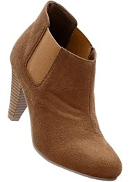 Ankle Boots, bpc bonprix collection, camel