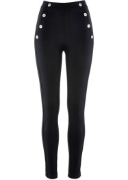 Punto Di Roma-Leggings, bpc bonprix collection, schwarz
