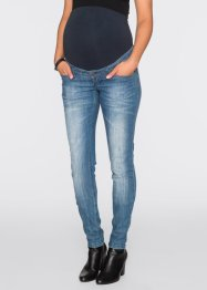 Umstandsjeans Skinny, bpc bonprix collection, blue stone