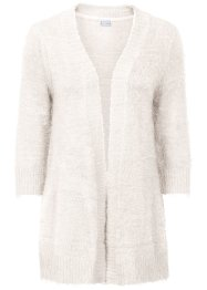 Strickjacke mit 3/4-Arm, BODYFLIRT, beige