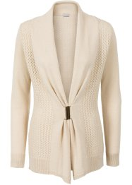 Strickcardigan, BODYFLIRT boutique, beige