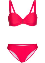 Bügel Bikini (2-tlg. Set), bpc bonprix collection, koralle