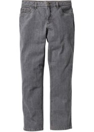Stretch-Jeans STRAIGHT, John Baner JEANSWEAR, grau