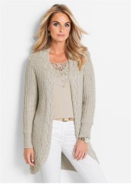 Strickjacke mit Glitzergarn, bpc selection