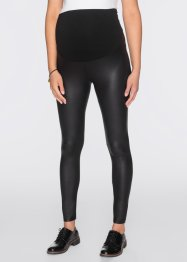 Umstandsleggings in Lederoptik, bpc bonprix collection