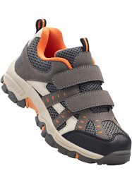 Trekkingschuh, bpc bonprix collection, anthrazit/orange