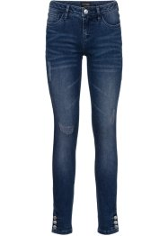 Skinny Jeans, BODYFLIRT, medium blue denim