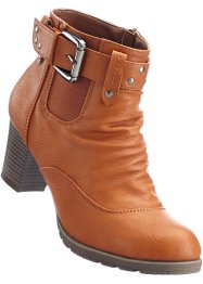 Stiefelette, bpc selection, camel