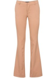 Business-Hose Bootcut, BODYFLIRT, camel