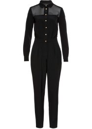 "Jumpsuit ""Marcell von Berlin for bonprix"", RAINBOW, schwarz"