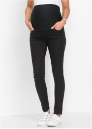 Umstandsjeans, super-Stretch, Skinny, bpc bonprix collection, schwarz
