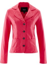 Sweatblazer, bpc bonprix collection, hibiskuspink