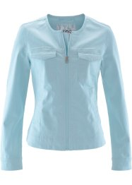 Twill-Jacke, bpc bonprix collection, polarmint