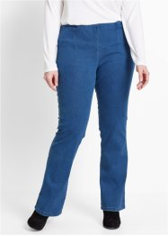 "Stretchjeans, ""bootcut"", bpc bonprix collection, blue stone"