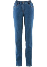 Stretch-Jeans, hochgeschnitten, bpc bonprix collection, blue stone