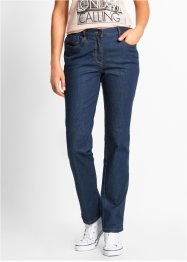 Stretch-Jeans, hochgeschnitten, bpc bonprix collection, darkblue stone