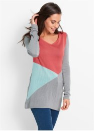 Asymmetrischer Pullover, bpc bonprix collection