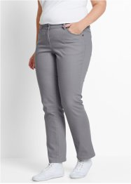 Stretchhose, bpc bonprix collection, grau