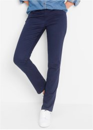 "Stretchhose ""Straight"", bpc bonprix collection, dunkelblau"