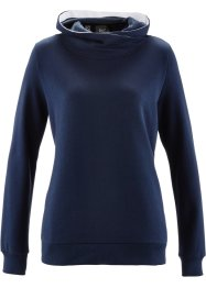 Sweatshirt, bpc bonprix collection, dunkelblau
