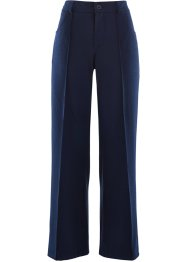 "Jersey-Hose ""weit"", bpc bonprix collection, dunkelblau"