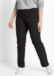 Schmale Bengalin-5-Pocket-Hose, bpc bonprix collection, schwarz