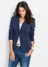 Blazer, bpc bonprix collection, dunkelblau
