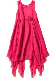 Chiffonkleid, bpc bonprix collection, hibiskuspink