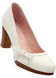 Pumps, bpc selection, off white