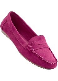 Ledermokassin, bpc selection, pink